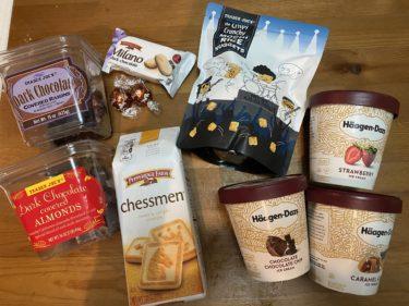 【アメリカで簡単に買えるおいしい食べ物】おかず、お菓子、トレジョなど