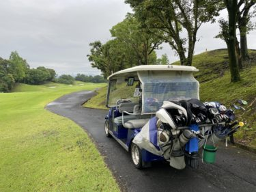 【海外赴任中アメリカでハマったゴルフ!ついに日本で雨の日にコースデビュー】