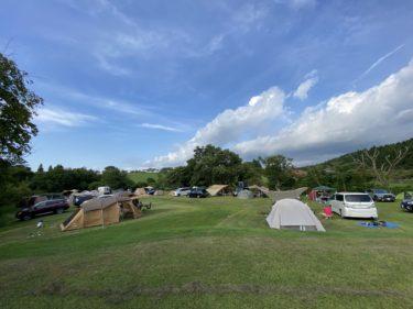 【アメリカ駐在で買うべき?キャンプ道具編】5人家族日本でテントでキャンプ。持ち物など